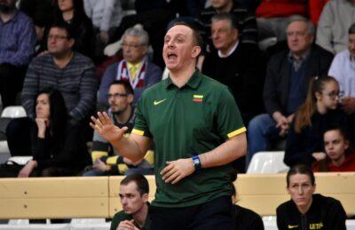 Karantino metu – nemokama vaizdo analizės programa BASKETMAP krepšinio treneriams