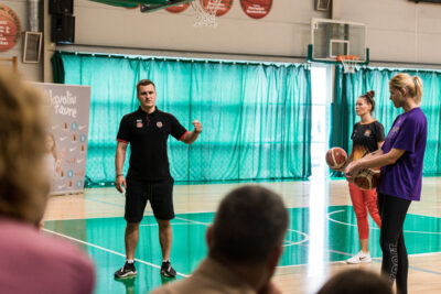 Kaune surengtas seminaras mergaičių krepšinio treneriams