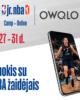 Kviečiame dalyvauti virtualioje Jr. NBA stovykloje kartu su NBA ir WNBA žaidėjais