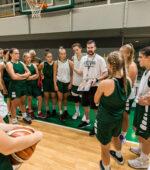 Jaunučių rinktinės treneriai turėjo galimybę išbandyti daugiau rinktinės kandidatų