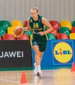 U17 merginų rinktinė FIBA projekte kovos dėl trečios vietos