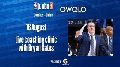 Jr. NBA kviečia į virtualų krepšinio trenerių seminarą, kuriame dalyvaus žinomi NBA komandų treneriai