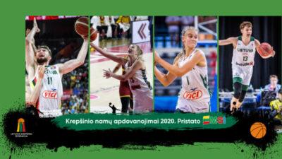 Kviečiame išrinkti geriausius šalies krepšininkus ir krepšininkes