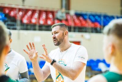 """Donatas Slanina: """"Džiaugiamės, kad tokiu sunkiu metu galime sportuoti"""""""