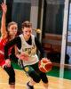 """Jaunosios krepšininkės savo sugebėjimus demonstravo U16 rinktinės peržiūroje ir """"Aukime kartu"""" projekte"""