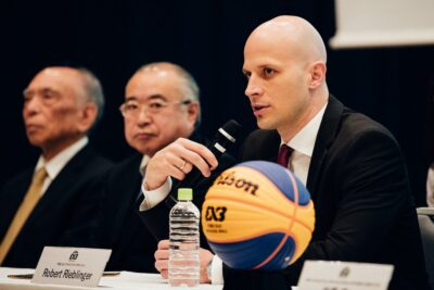 3×3 krepšinio seminaro dalyviai gilino trijulių krepšinio žinias