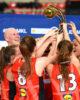 Dramatišką finalą laimėjusios panevėžietės – U18 čempionės